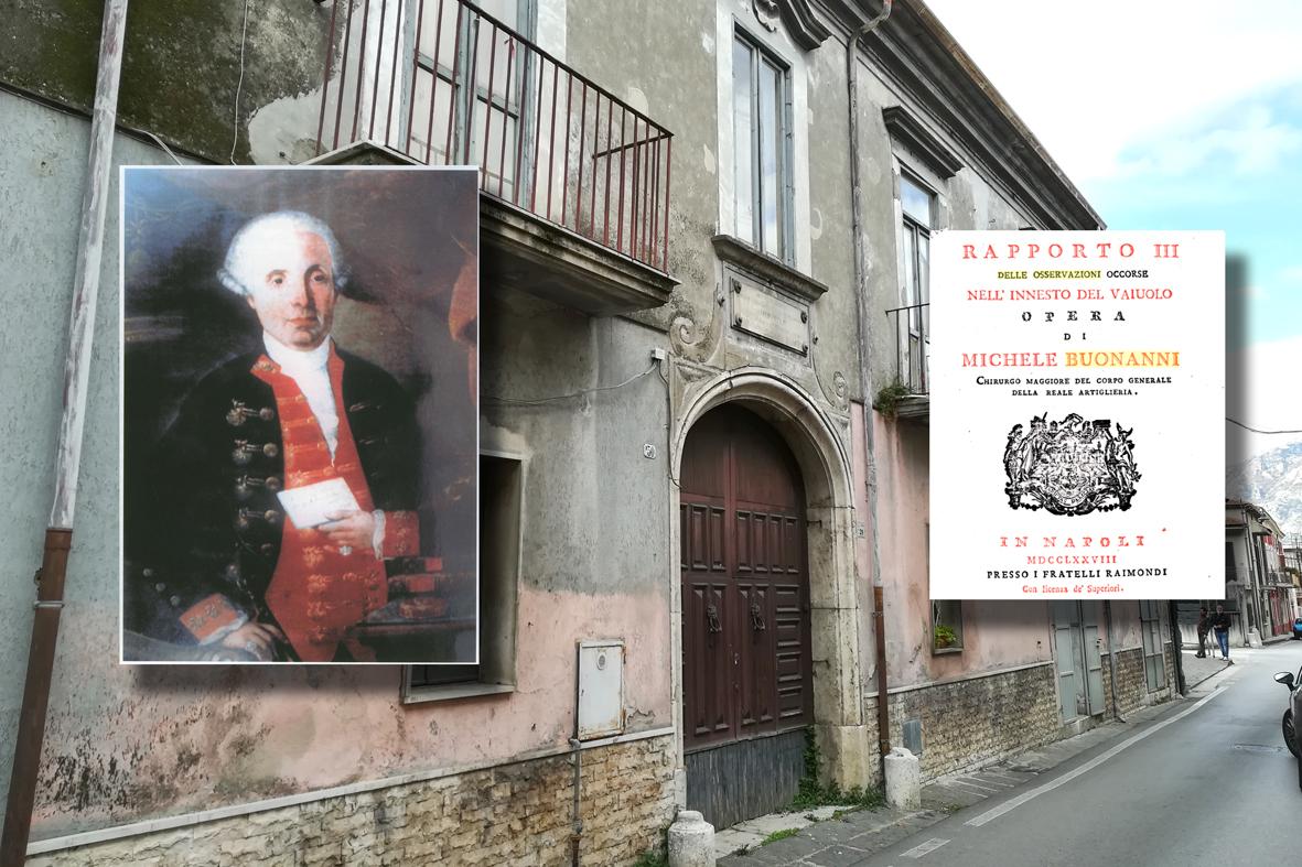 Cervinara 1773. L'innesto del vaiolo e l'immunità di gregge nel Regno di Napoli.