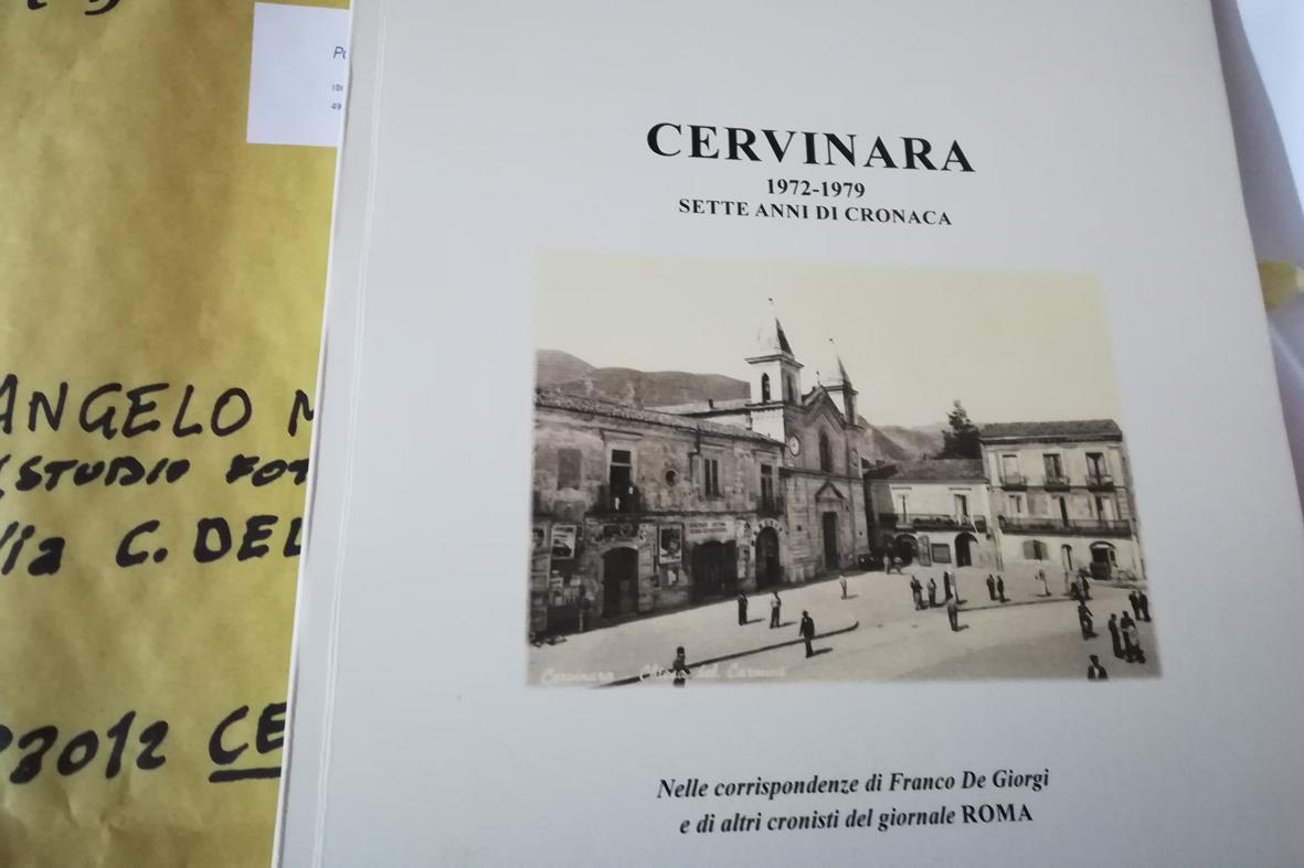 """Cervinara 1972/1979 – Un """"cammèo"""" con sette anni di cronaca"""