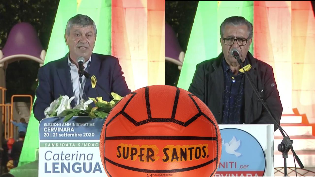 Elezioni Cervinara. La leggenda del Super Santos