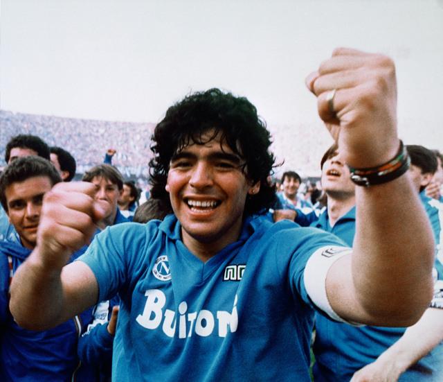 Maradona, l'aneddoto dell'avvocato Arturo Mongillo