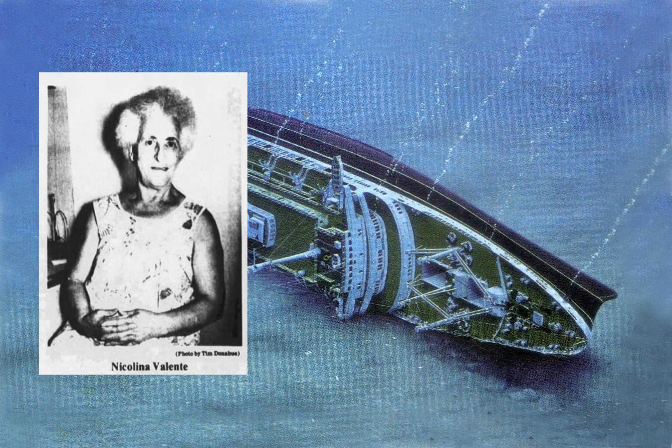 Il naufragio dell'Andrea Doria nei ricordi di Nicolina.