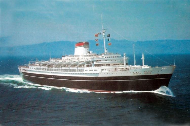 Andrea Doria. Altri naufraghi cervinaresi.   Prima parte