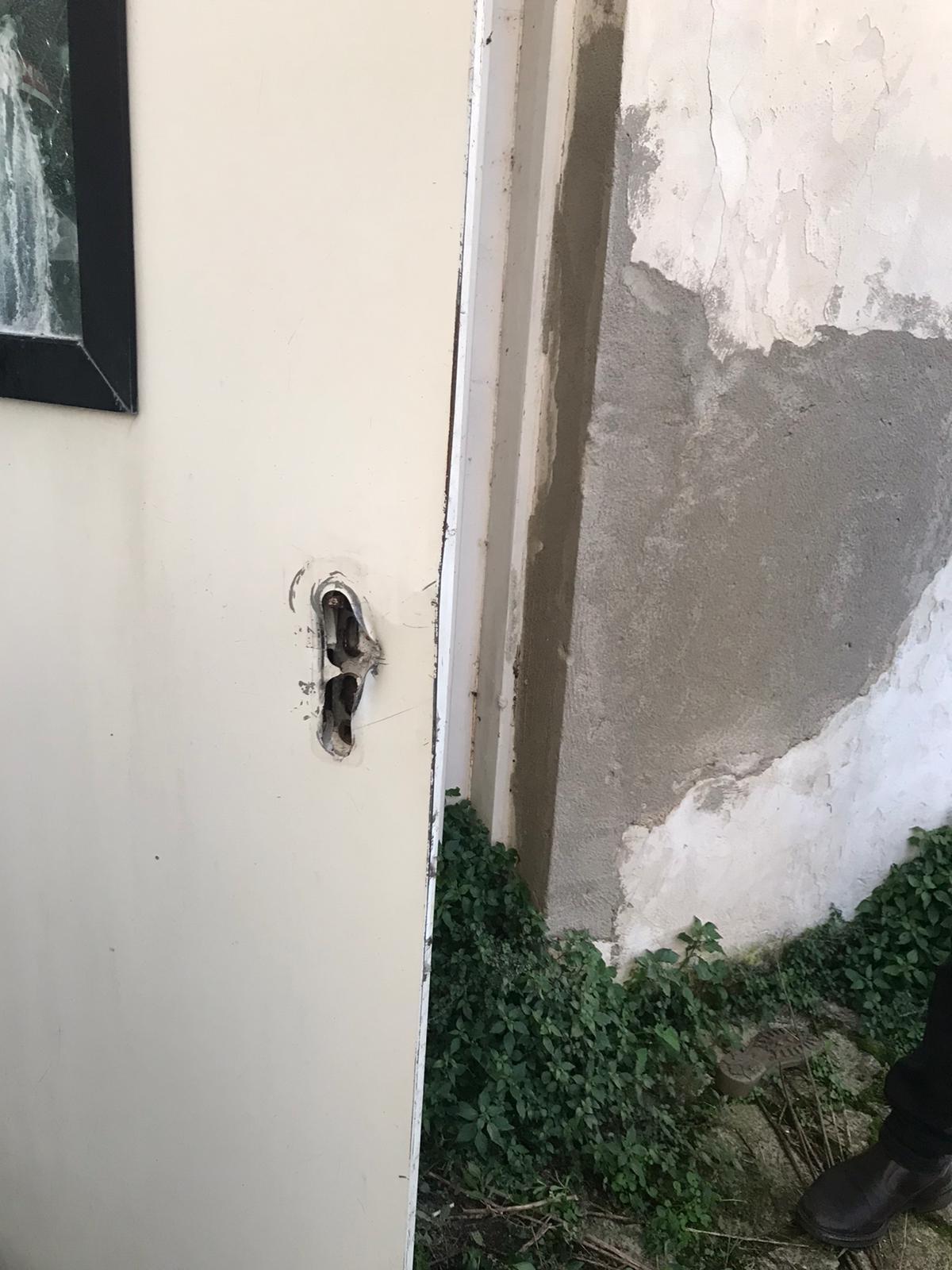 Airola, raid nella proprietà di Gennaro Falzarano