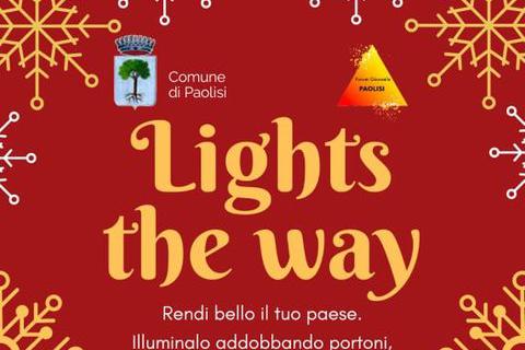 Paolisi. Comune e Forum Giovanile lanciano un Contest per illuminare il Natale