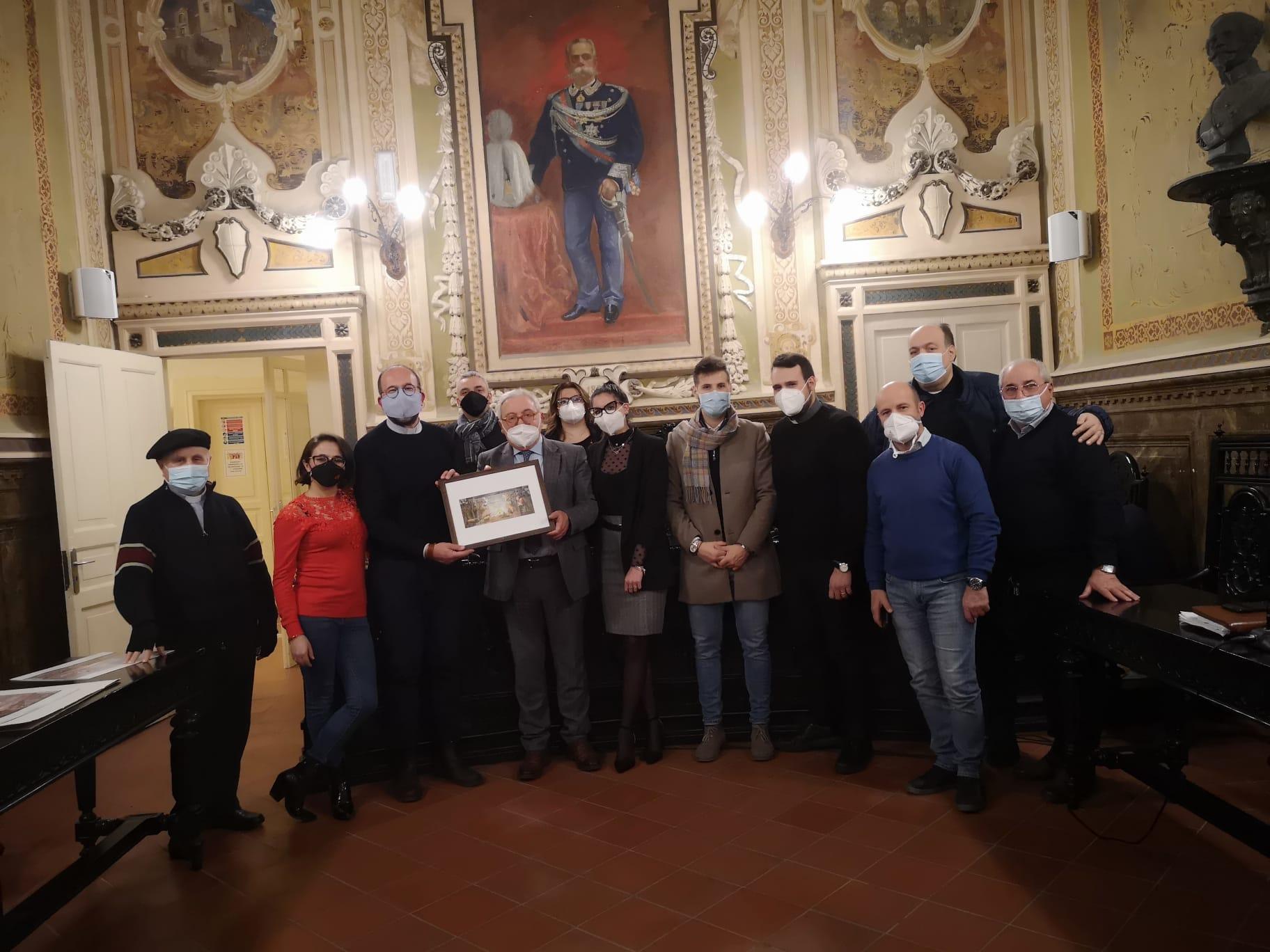 Sant'Agata, incontro Comune-parroci