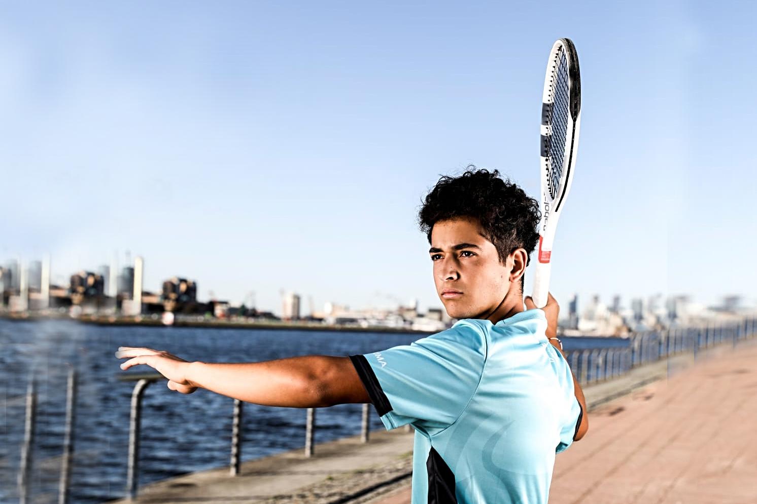 Valle Caudina. Il giovane Paolo Col tra i primi 100 tennisti del Belgio.
