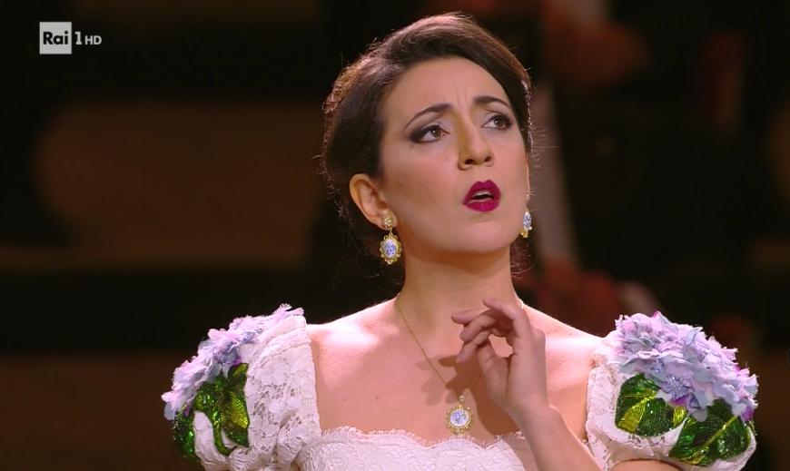 """Rosa Feola, la vincitrice del """"Mille e una nota"""" incanta """"La Fenice"""""""
