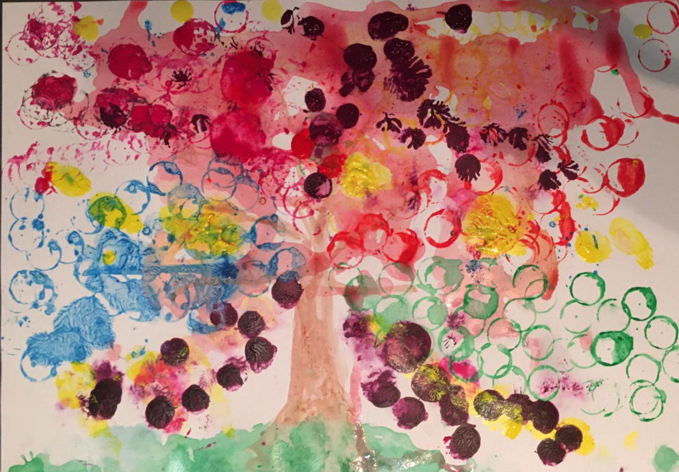 L'artista sannita Lina Boffa dona cento acquerelli.
