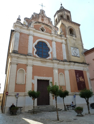 Sant'Agata, chiesa San Francesco: Lombardi chiede delucidazioni su gestione