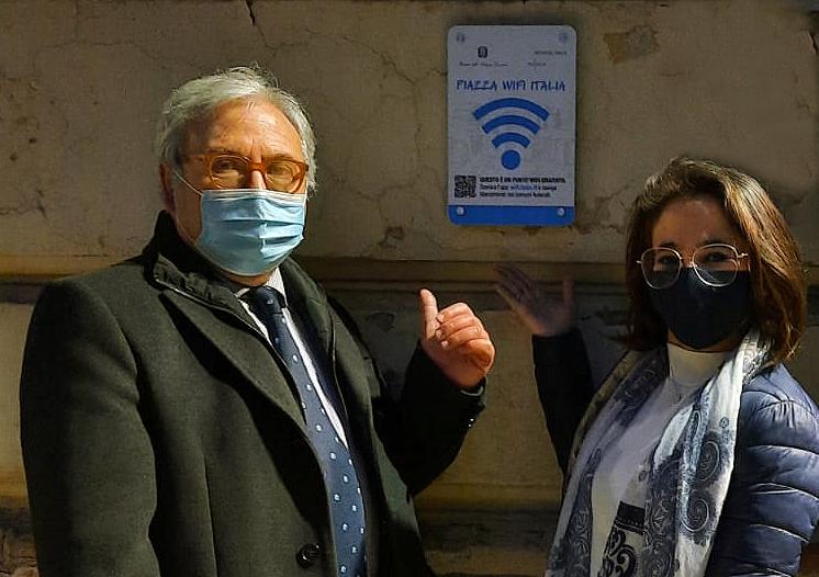 Internet gratuito, a Sant'Agata de' Goti sei location