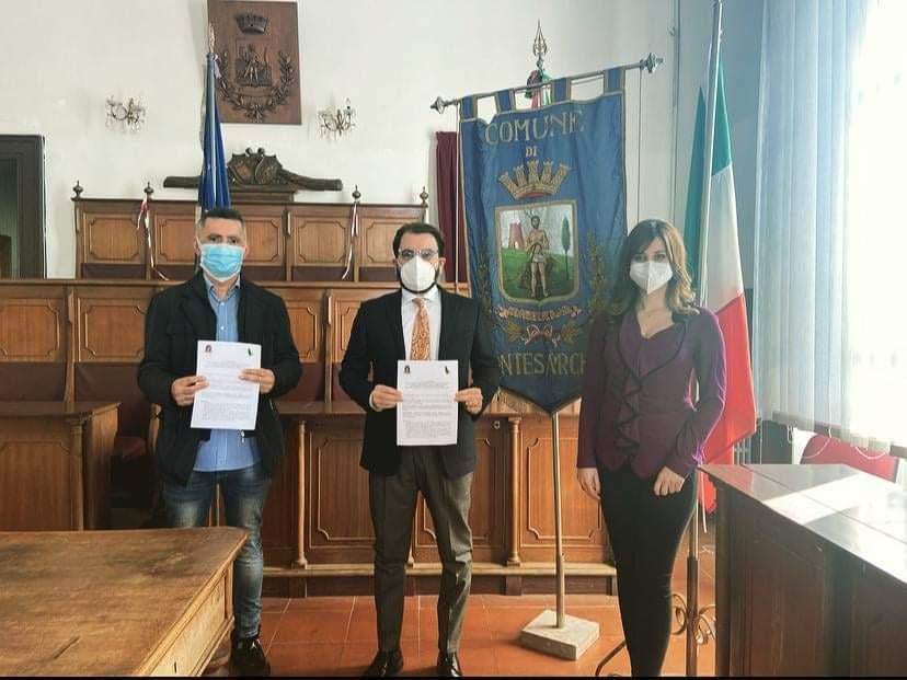 Montesarchio, riqualificazione Castello: accordo Comune-Sentinelle