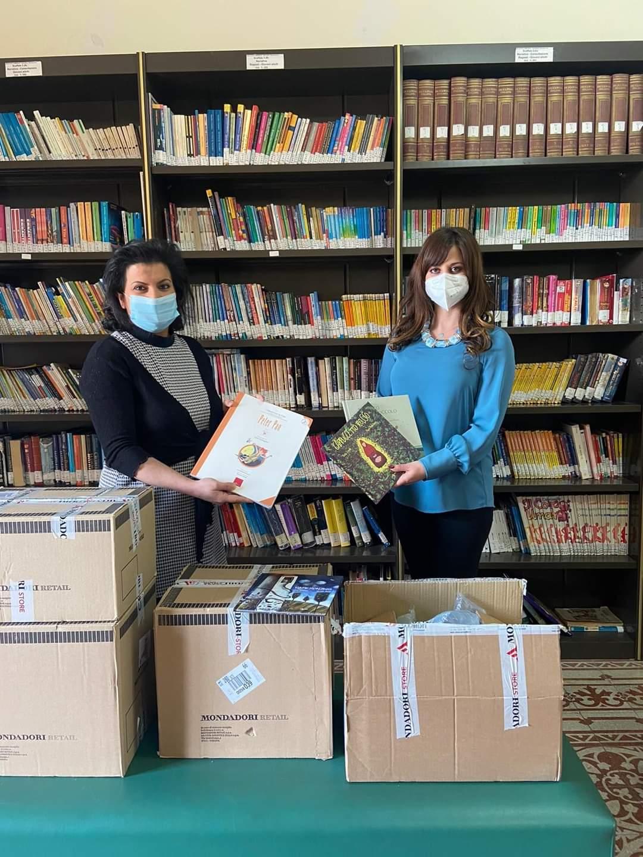 Montesarchio, si arricchisce il progetto biblioteca