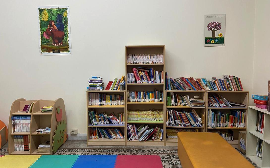 Montesarchio. Biblioteca Comunale: tanti nuovi libri per i più piccoli.
