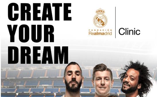 Calcio. L'ASD Ariano annuncia uno stage con la fondazione REAL MADRID