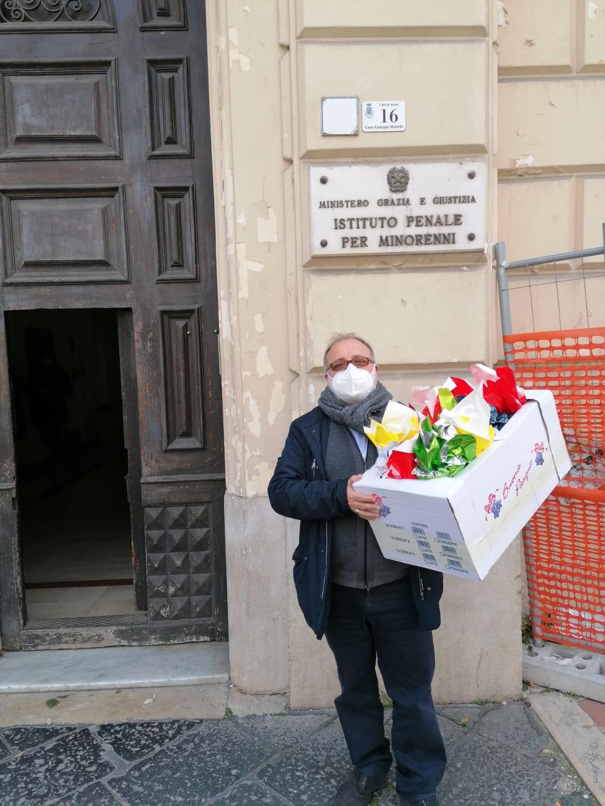 Ipm Airola, oggi la visita di Ciambriello