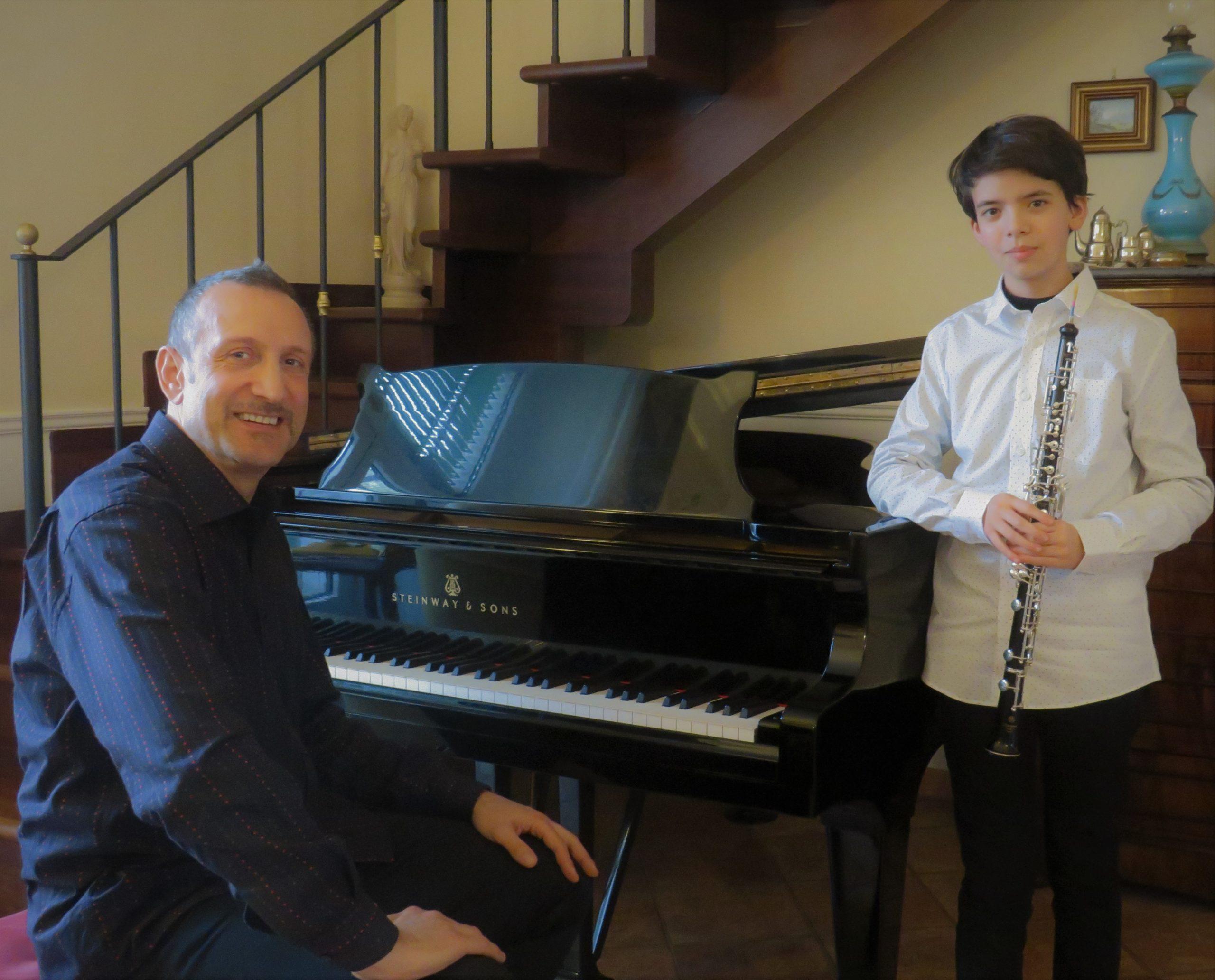 Progetto Musica, ancora successi per l'oboista Salvatore Ruggiero