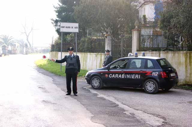 Sant'Agata, droga: 27enne ai domiciliari