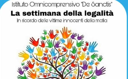 Cervinara. Omnicomprensivo De Sanctis: eventi per la settimana della legalità