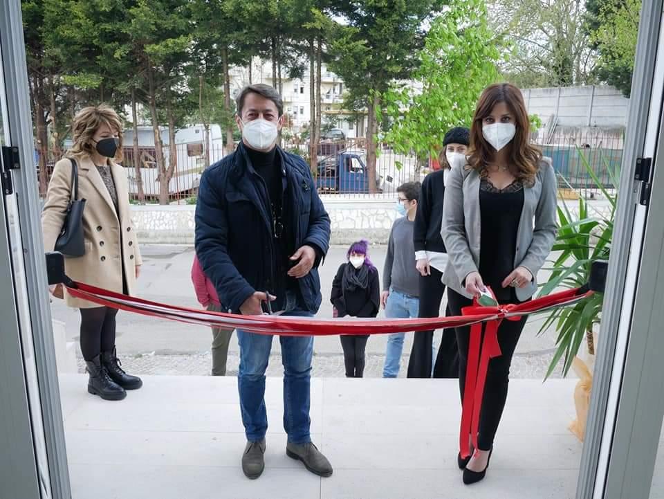 Montesarchio, inaugurato Centro polifunzionale