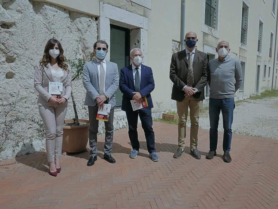 "Montesarchio, presentato il ""Premio Assteas"""