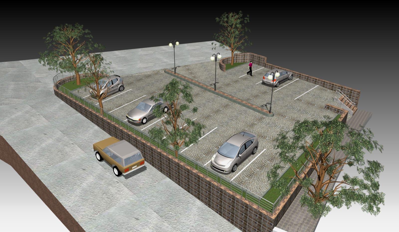 Bonea, nuovo progetto su via Carre: parcheggio e verde