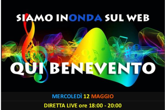"""Airola. Il Lombardi a """"Siamo in Onda sul Web"""""""