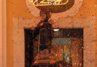 Airola. Il culto di San Pasquale.