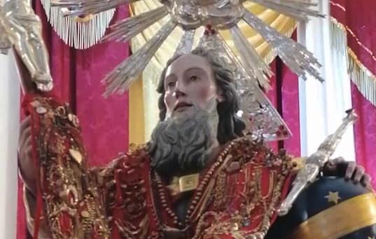Montesarchio e la Santissima Trinità