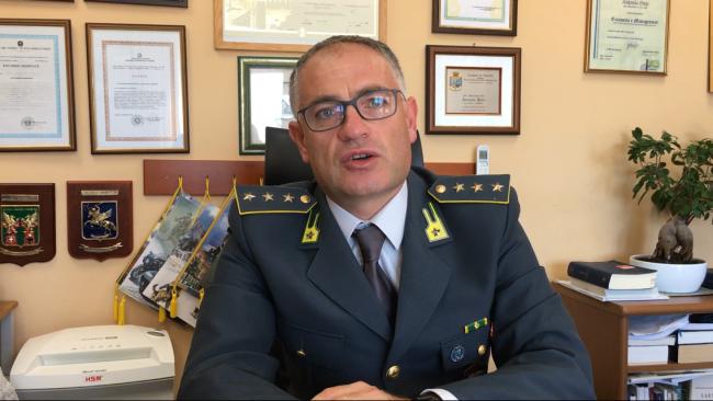 Sant'Agata, il Comune plaude il Capitano Petti