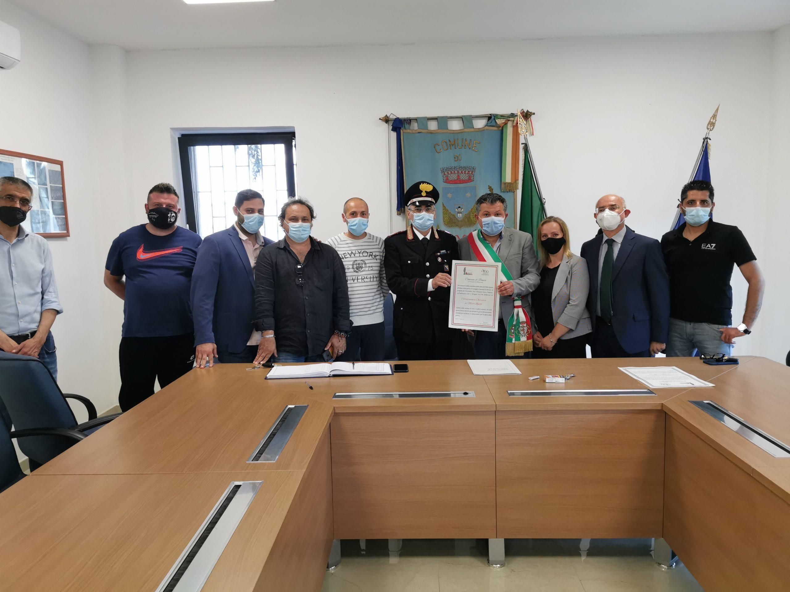 Il Consiglio comunale di Bonea conferisce la cittadinanza onoraria al Milite Ignoto