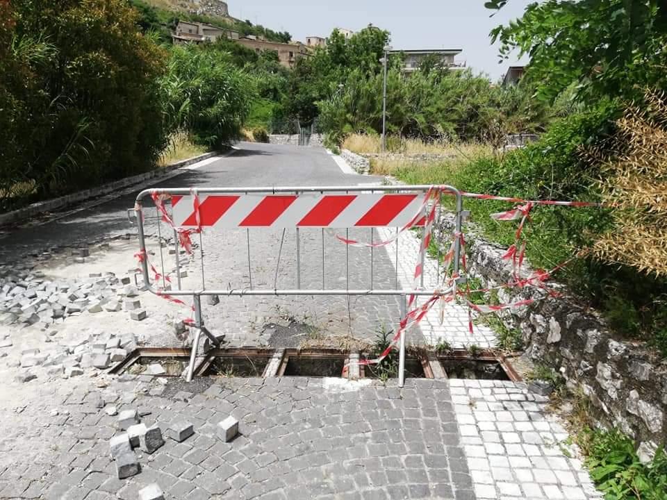 Manutenzione strade, denuncia M5S Montesarchio