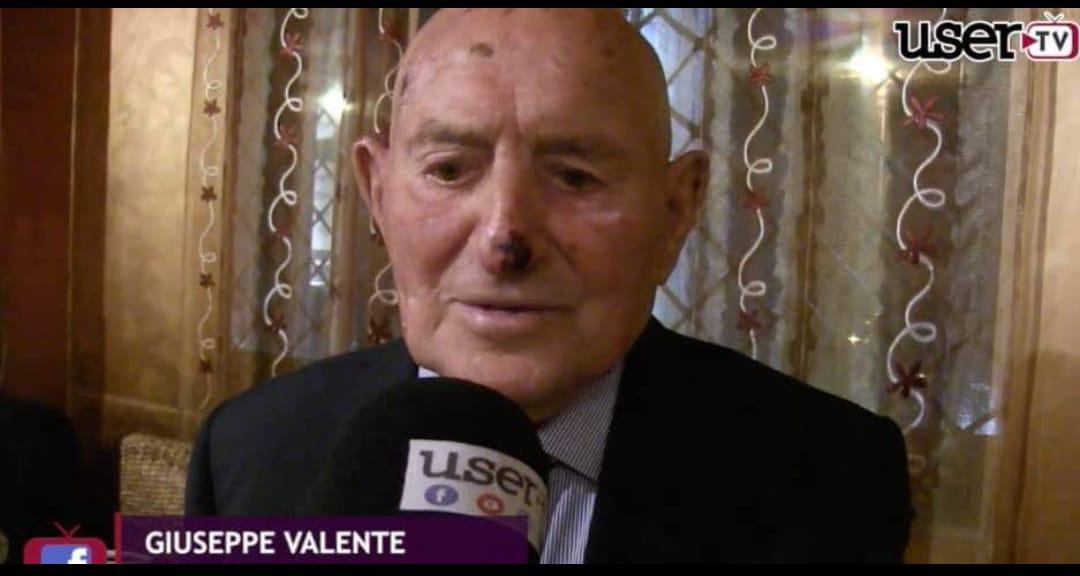 Cervinara. Giuseppe Valente compie 105 anni e pensa lontano