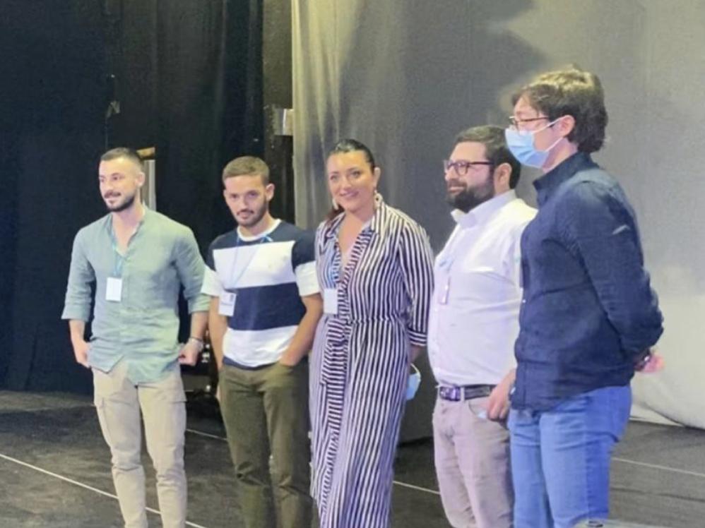 Sanremo Rock&Trend: in finale anche la band sannita di Carmen Lubrano