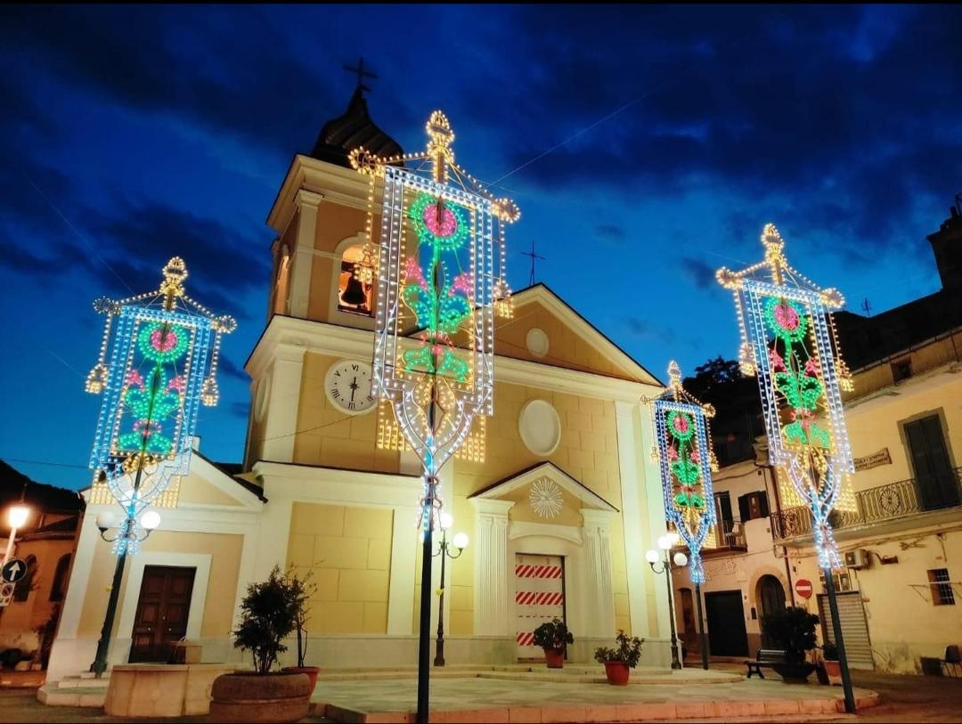 Luzzano, i festeggiamenti in onore di Sant'Antonio
