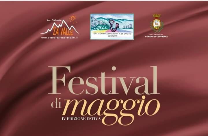 Cervinara. Ritorna il Festival di Maggio