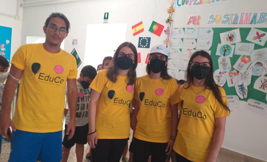 Valle Caudina. Summer School per 64 bambini