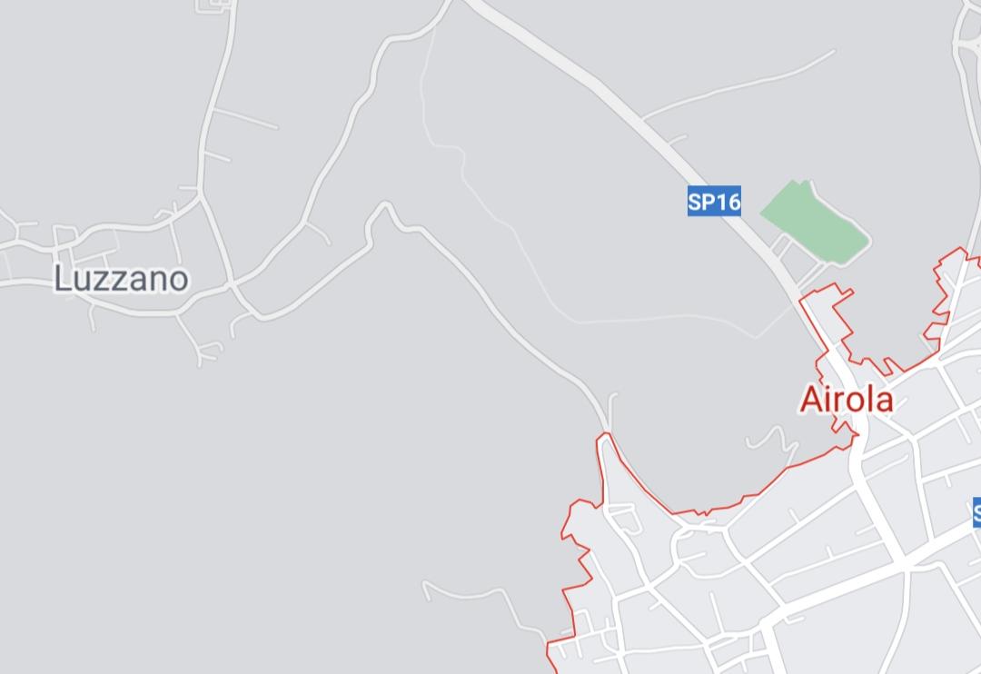 Airola, strada Sant'Andrea: a breve la riqualificazione
