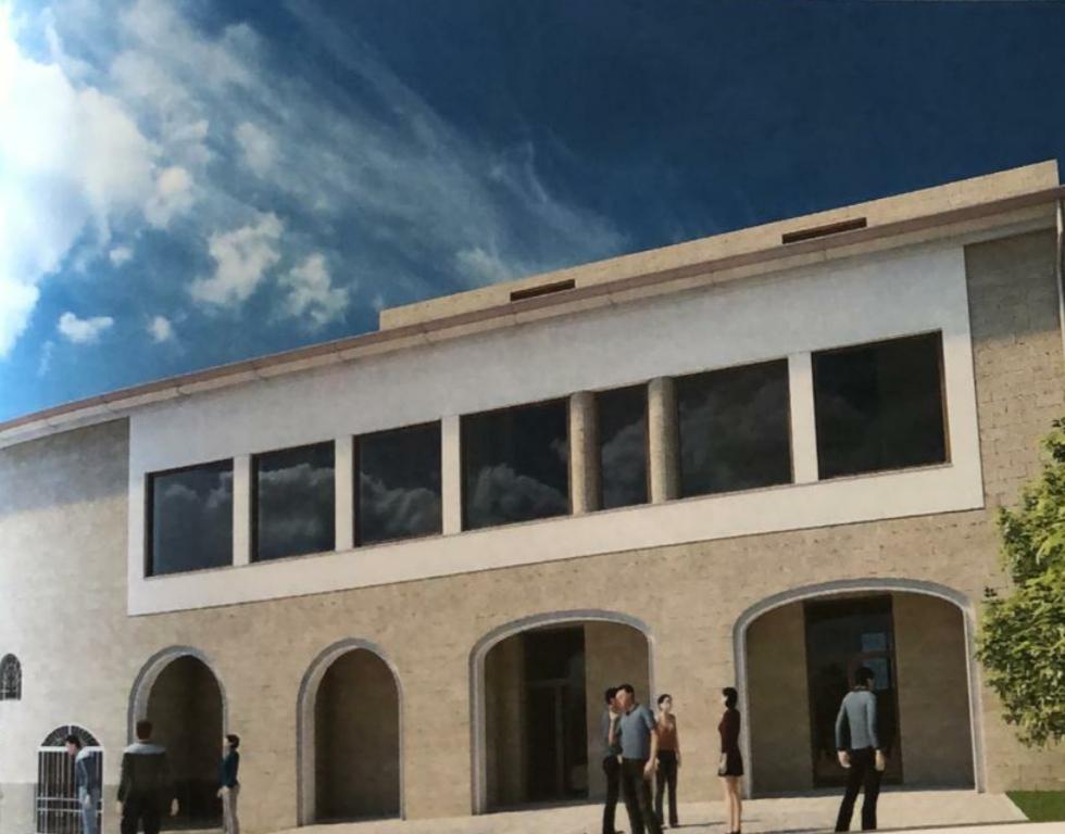 Fondazione D'Apice, c'è il progetto definitivo