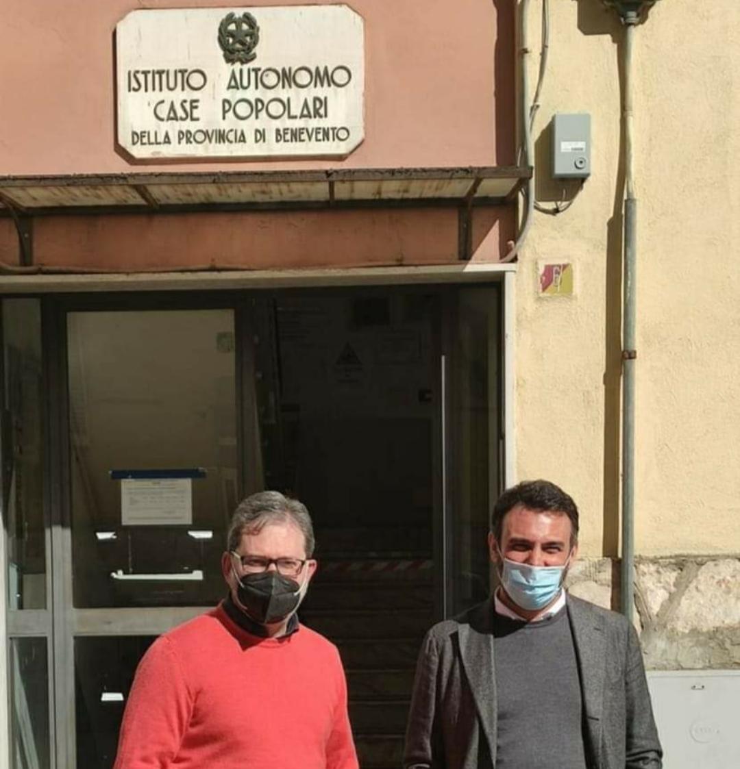 """M5S Montesarchio, case popolari """"Ennesimo nulla di fatto"""""""