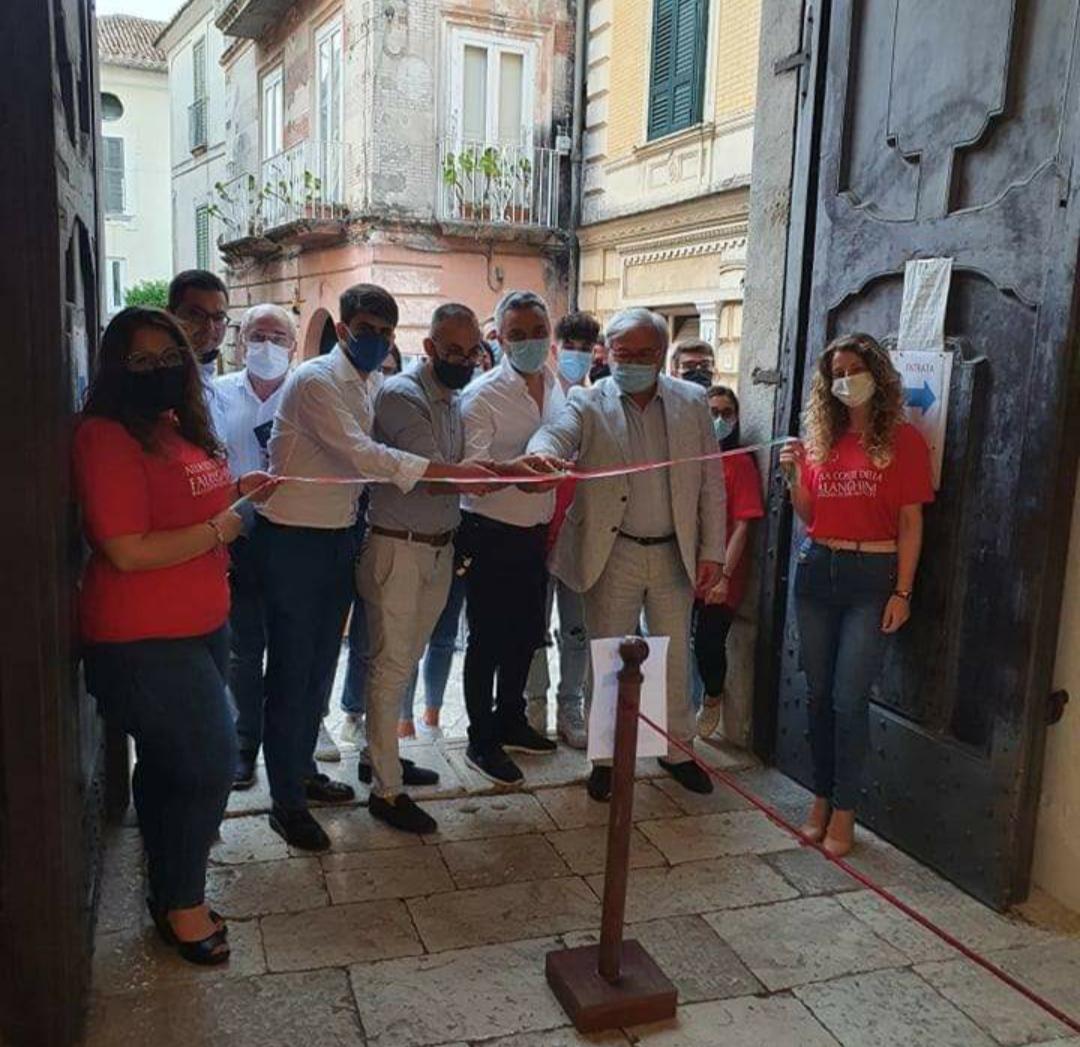 """Sant'Agata de'Goti, Campagnuolo: prima uscita di """"Città del vino"""""""