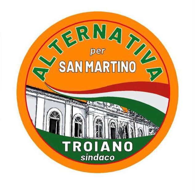 """San Martino. """"Alternativa per San Martino"""" presenta il proprio simbolo."""