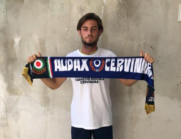 Audax Cervinara. Arriva un centrocampista classe 2000