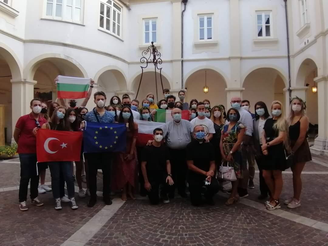 Erasmus+, cala il sipario a Sant'Agata de'Goti
