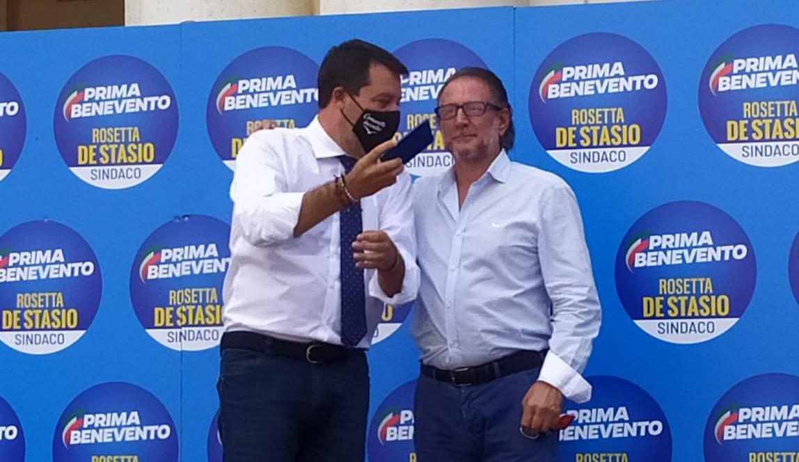 Cervinara. Nuova sede Lega: atteso Salvini.