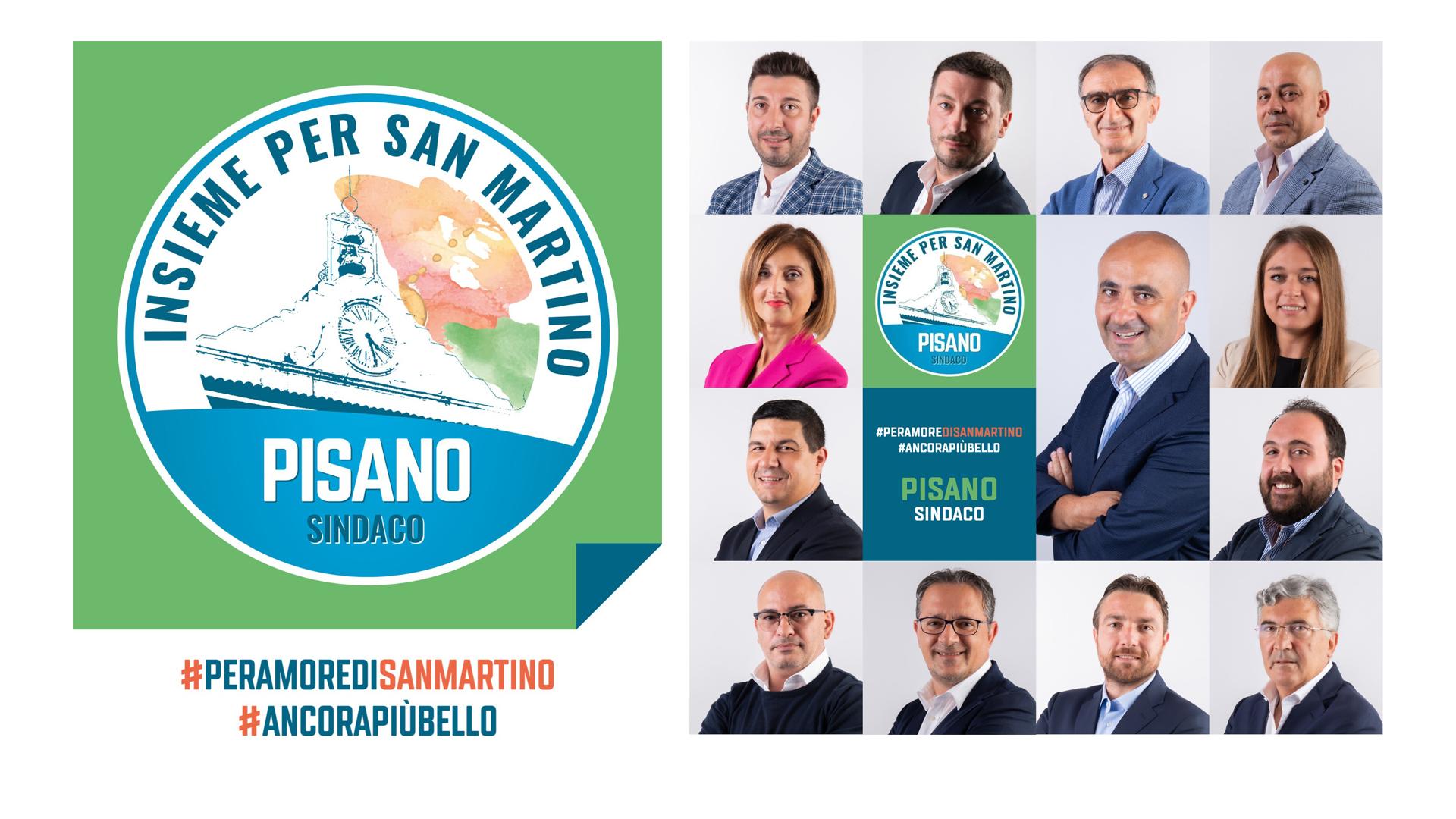 San Martino. Il programma elettorale della lista Insieme per San Martino.