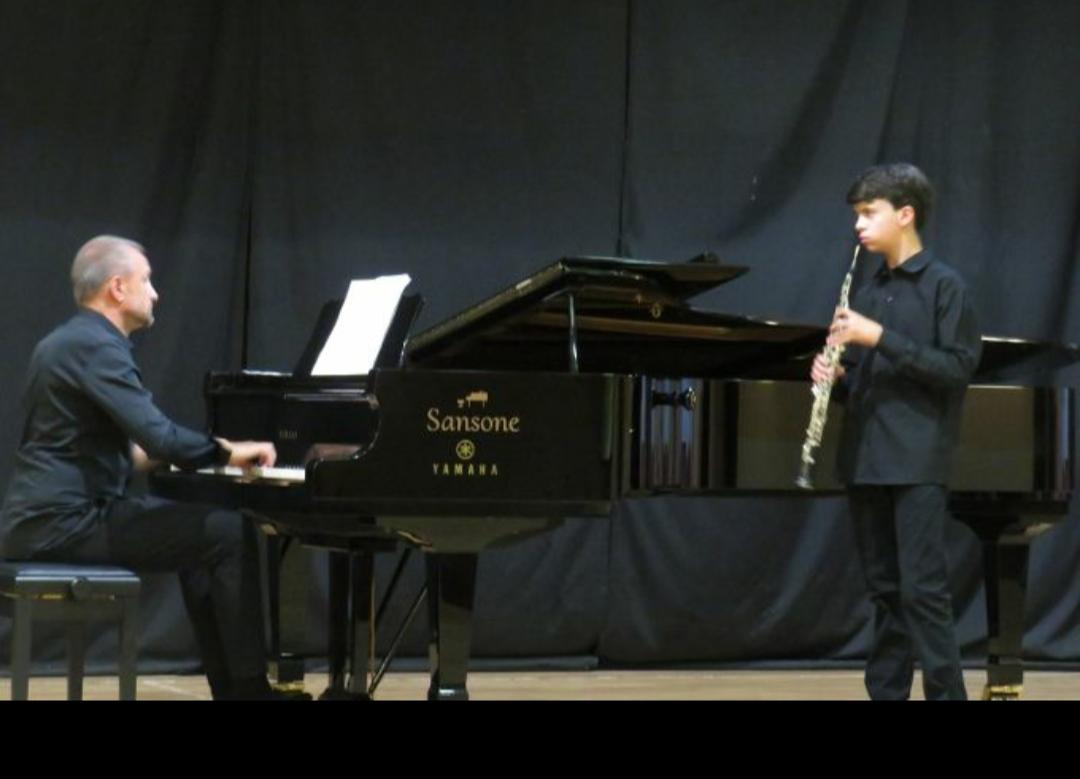 Musica, ancora successi per l'oboista Ruggiero