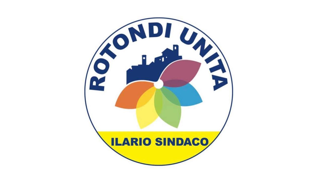 Rotondi. Il programma elettorale della lista Rotondi Unita.