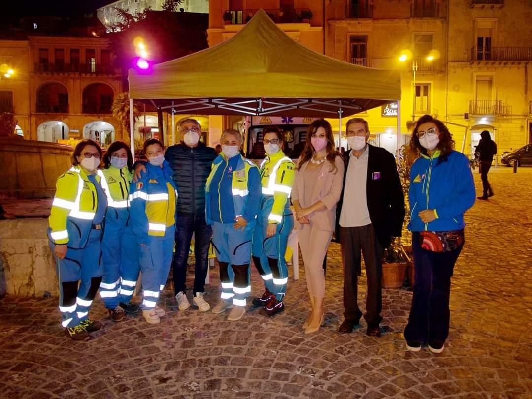 Montesarchio, grande partecipazione per la Giornata della prevenzione