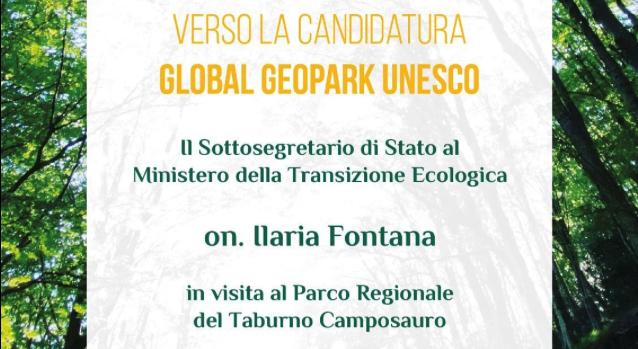 Parco Taburno-Camposauro. Visite istituzionali a supporto del riconoscimento Unesco