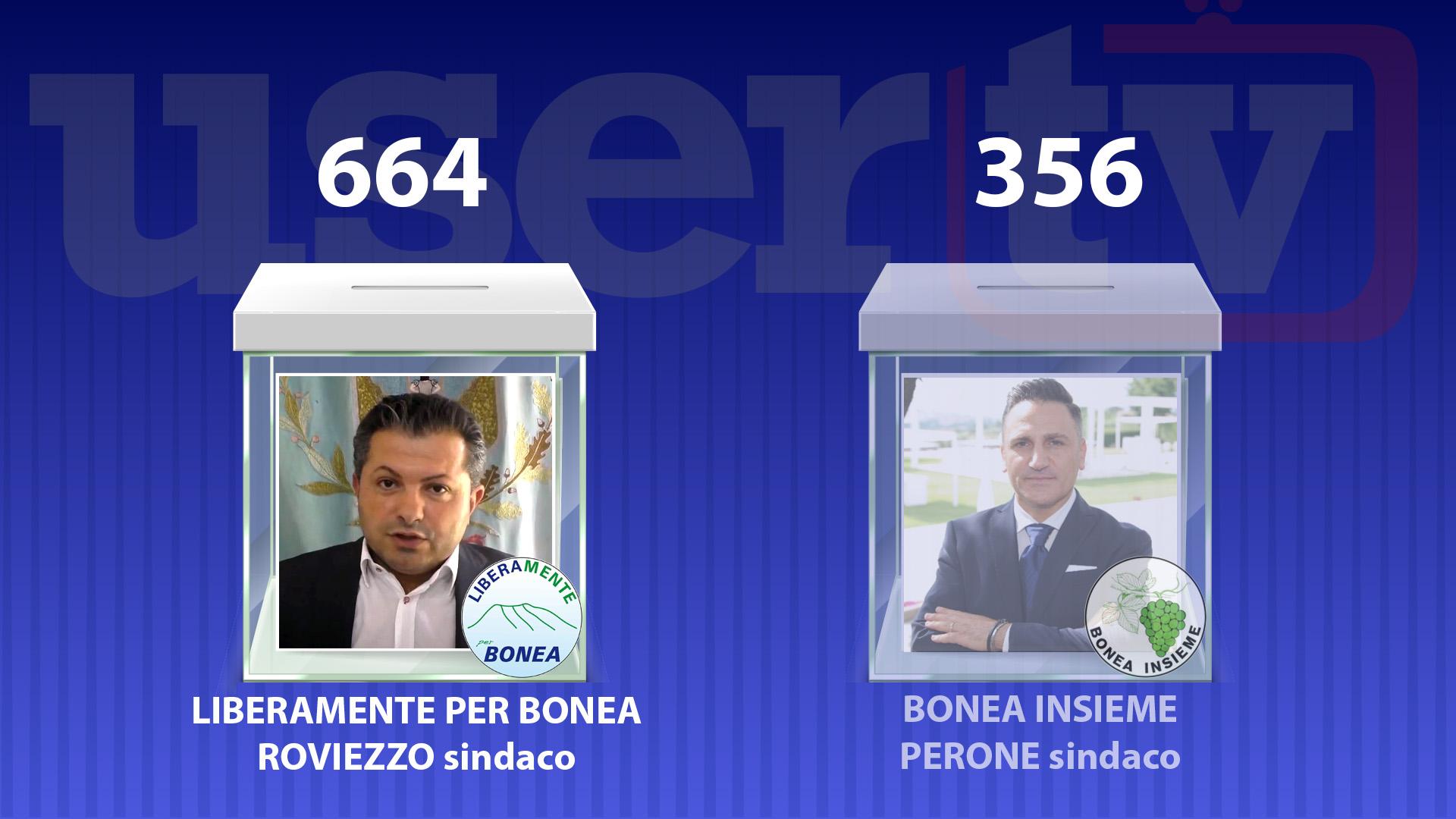 Bonea. Il sindaco Roviezzo resta in carica